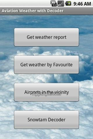 Aviation Weather with Decoder