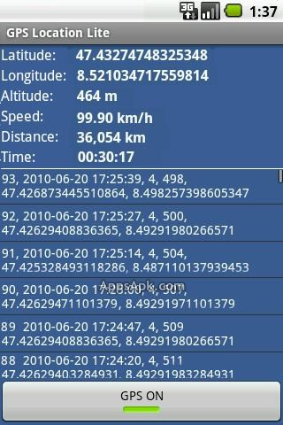 GPS Location Lite