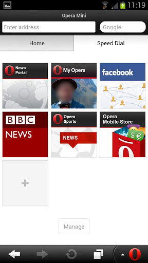 download opera mini apk