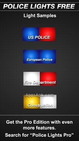 Police Lights Free APK Download For Android