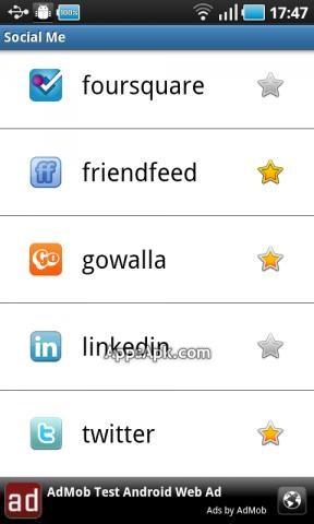 Social Mobiles App