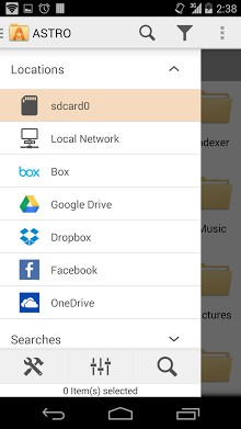 ASTRO File Manager-1