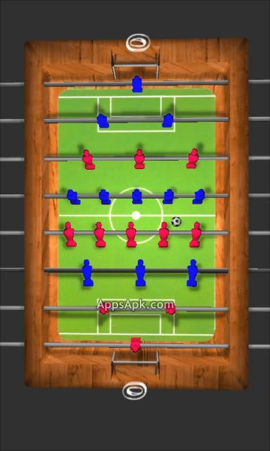 Foosball3D