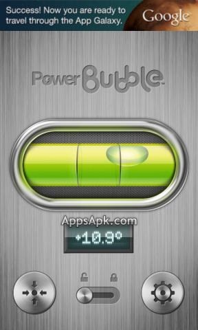 Power Bubble – Spirit Level