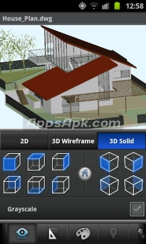 AutoCAD WS