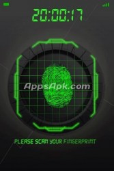 Finger Print Security Scanner