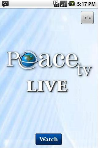 Peace TV Live