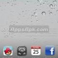 iPhoneS theme GO Lacuncher EX