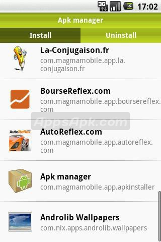 Apk Manager