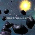 Asteroid Belt Live Wallpaper