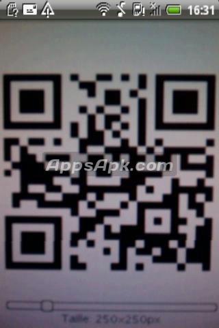 qr code scanner htc