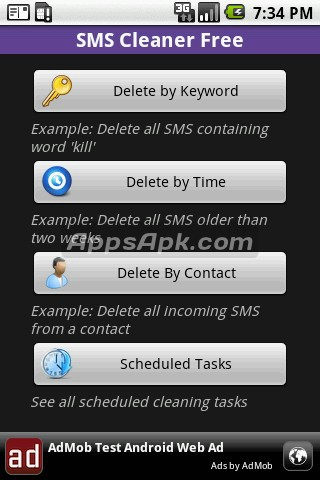 SMS Cleaner Free