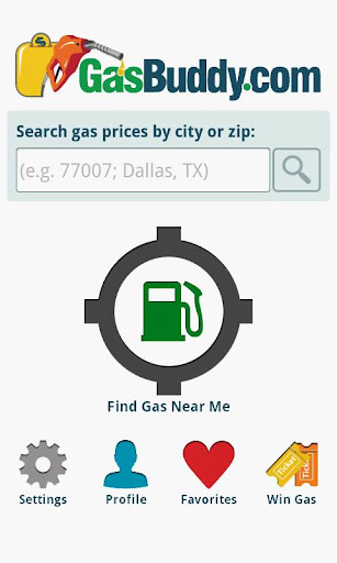 GasBuddy &#8211; Find Cheap Gas