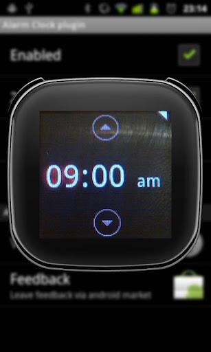 LiveView Alarm Clock Plugin
