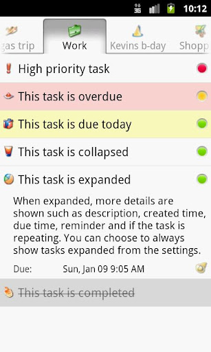 Task List - To Do List Apk Download For Android