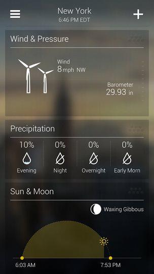 Yahoo Weather-2