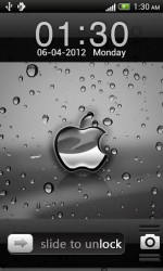 iPhone 4S Go Locker EX Theme
