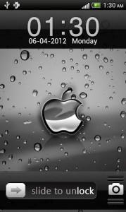 iPhone 4S Go Locker EX Theme