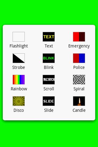 Color Flashlight