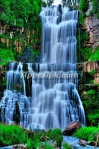 Magical Waterfall Live Wallpaper