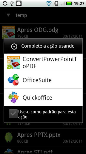 PowerPoint to PDF (PPT, PPTX)
