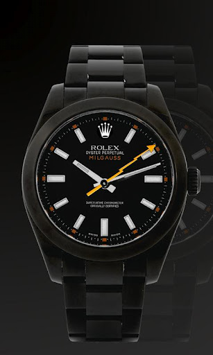 Rolex Watch Live Wallpaper