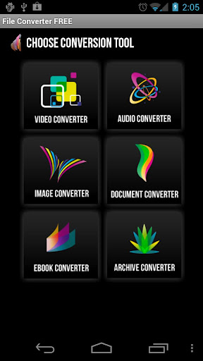 The File Converter Free