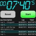 UltraChron Stopwatch Lite