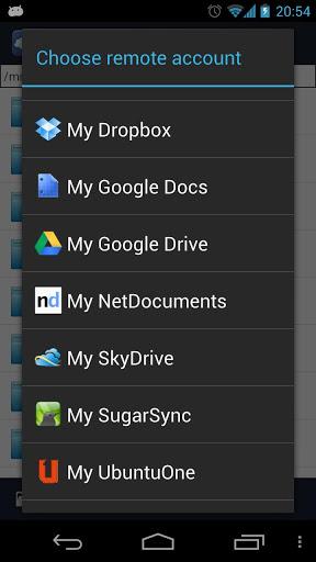 FolderSync Lite-2