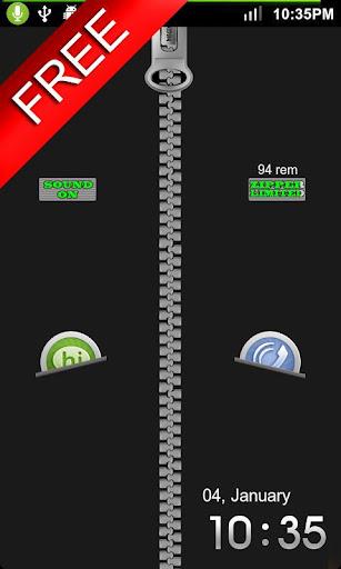 Zipper I Free – MagicLocker