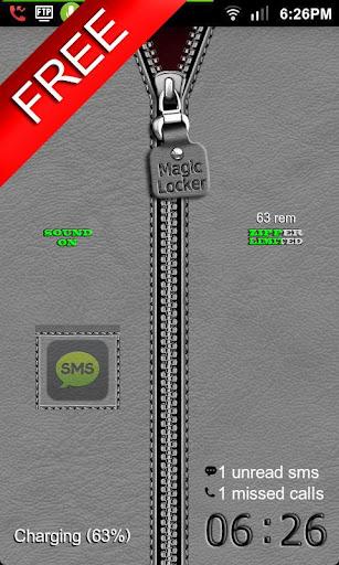Zipper II Free – MagicLocker