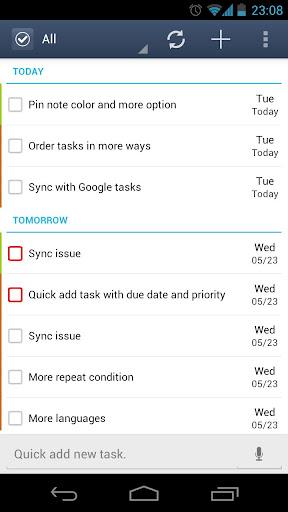 GTasks To Do List – Task List