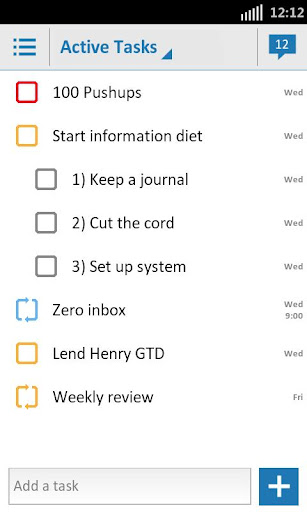 Astrid Task – To-do List