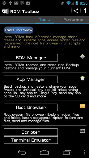 ROM Toolbox Lite