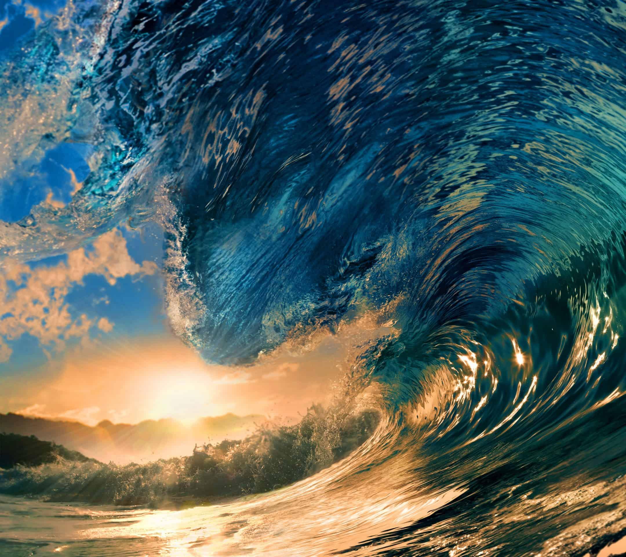Hd Ocean Wallpaper: 2160x1920 Wallpapers