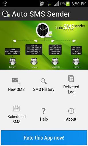 Auto SMS Sender