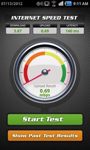 Free Internet Speed Test