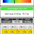 Ideal Weight (BMI)