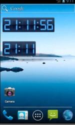 Digital Clock Widget Free