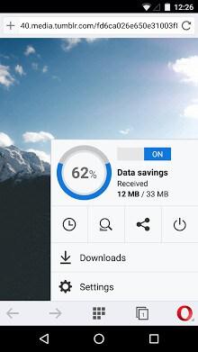 Opera browser-2