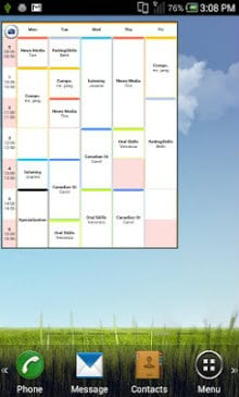 TimeTable (Simple)-2