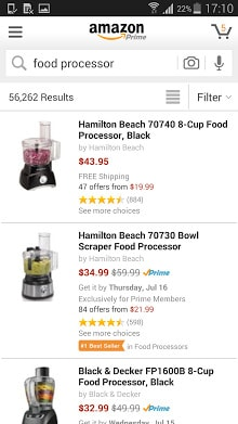 Amazon Shopping-2