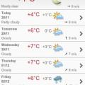 Foreca Weather