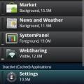SystemPanel Lite Task Manager