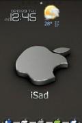 iSad Go Launcher Ex Theme