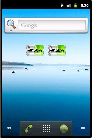 Battery Widget Viewer Free