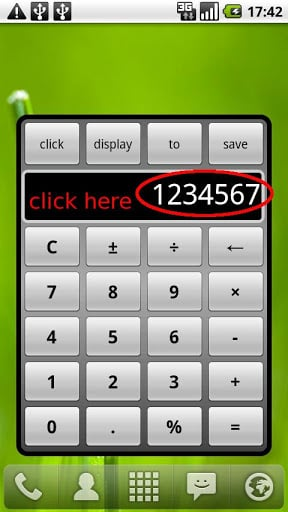 Calculator Widget (Free)