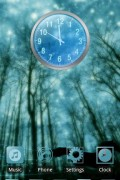 Dark forest 4 GO Launcher EX