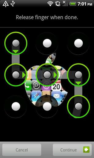 Easy App Lock (Pattern Lock)-2