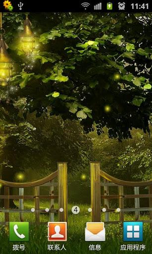 Firefly Live Wallpaper-2